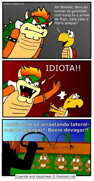 Goombas