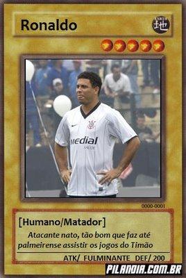 ronaldoo yugi